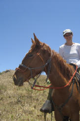 Horseback vacation at Smiling Horses