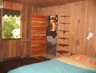 sabines smiling horse farm stay - double room 2