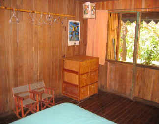 sabines smiling horse farm stay - double room 1